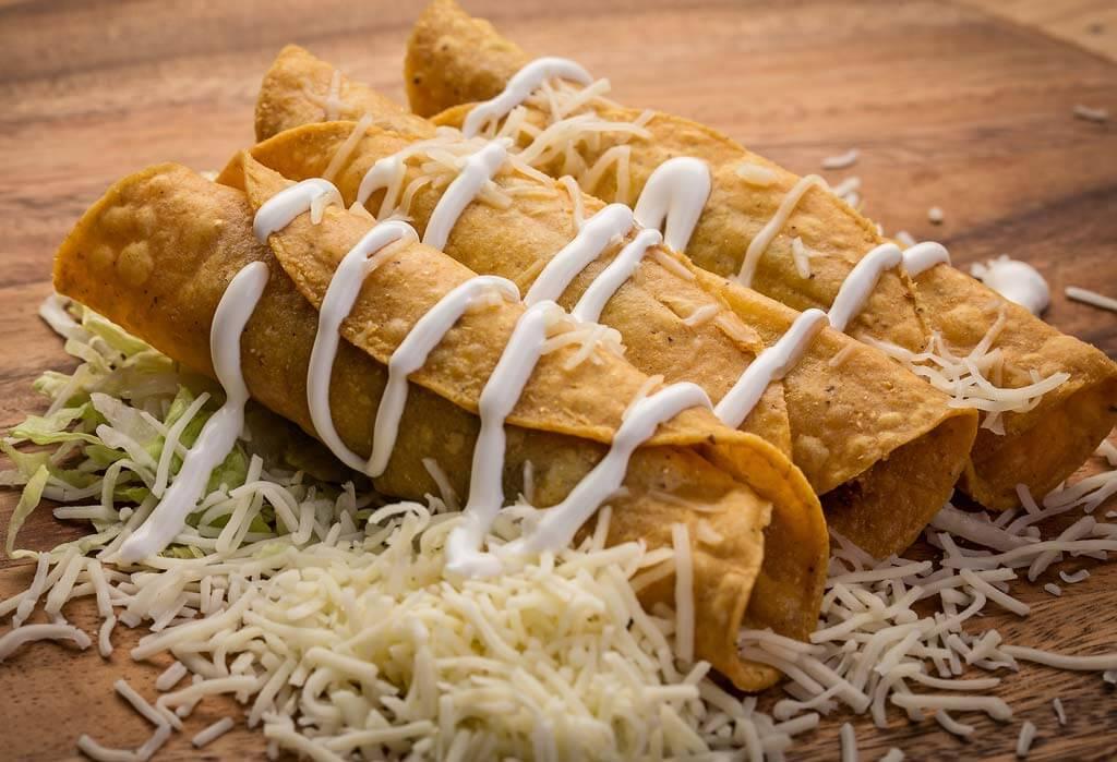 Chido Burrito Taquitos